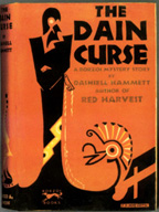 DASHIELL HAMMETT The Dain Curse
