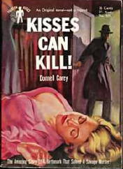 DONNELL CAREY Kisses Can Kill