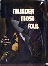 COXE Murder Most Foul