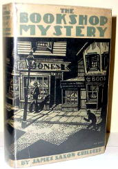 JAMES SAXON CHILDERS The Bookshop Mystery