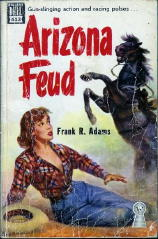 Adams- Arizona Feud