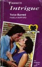 Pamela Burford- Twice Burned
