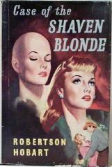 Hobart- Shaven Blonde