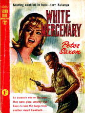 Peter Saxon: White Mercenary