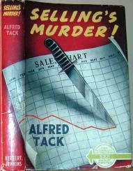 Alfred Tack: Selling's Murder